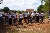 06 pour 7 lycéens don vélos